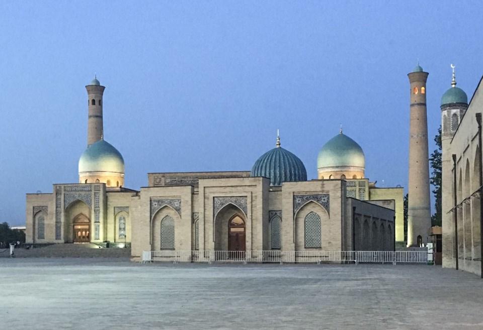 özbekistan, özbekistan gezilecek yerler, taşkent, semerkant, buhara