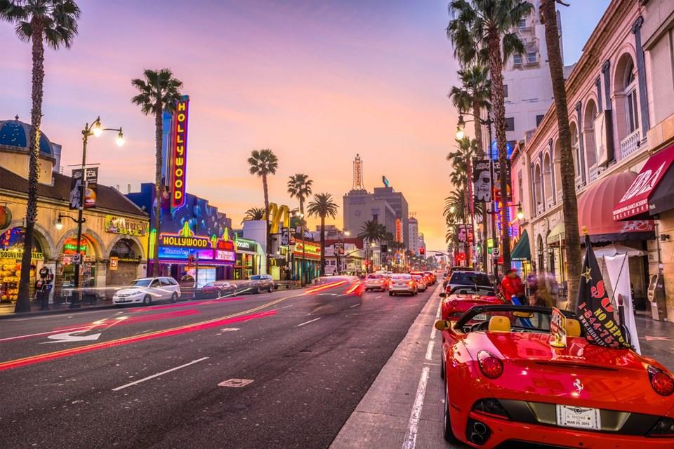 LOS ANGELES - ABD