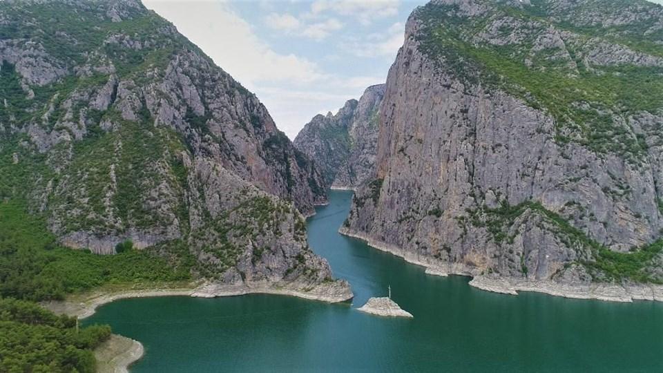 şahinkaya kanyonu, vezirköprü, samsun gezilecek yerler, türkiye'nin fiyortları