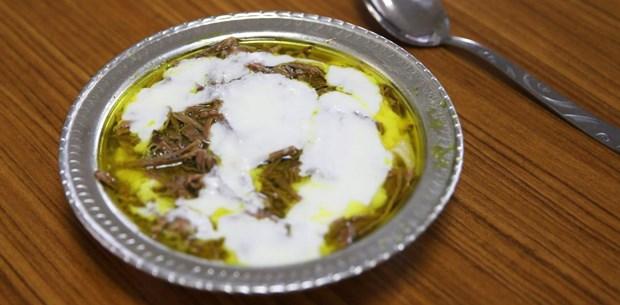 Şanlıurfa'da kahvaltının adı Tirit