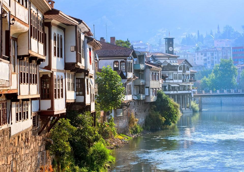 Geleneksel Osmanlı evleri