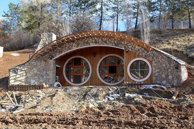 sivas belediyesi hobbit evleri ile ilgili görsel sonucu