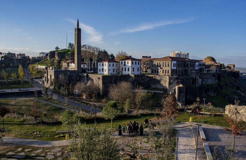 diyarbakır, mardin, hilar mağaraları, evliyalar diyarı, asur krallığı, dara antik kenti, ipek yolu