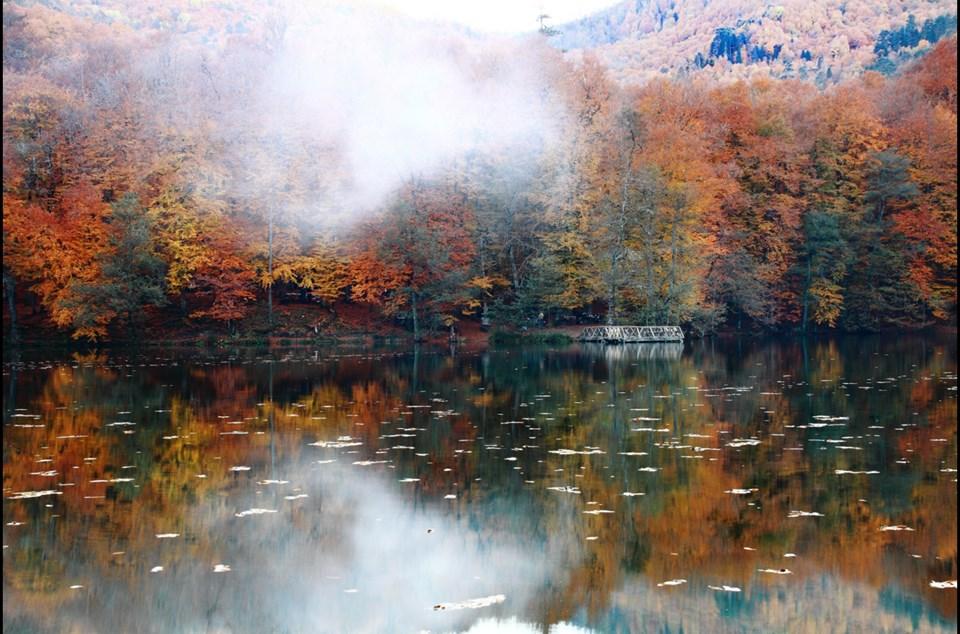 yedigöller, sonbahar rotaları, yedigöller fotoğrafları, yedigöller ulaşım, yedigöller bungalov evler, yedigöllerin isimleri, sonbaharda gidilecek yerler