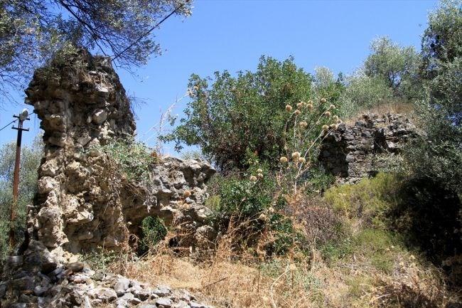 Şövalye Adası, Rodos şövalyeleri, fethiye, Makri Adası, Eski Meğri