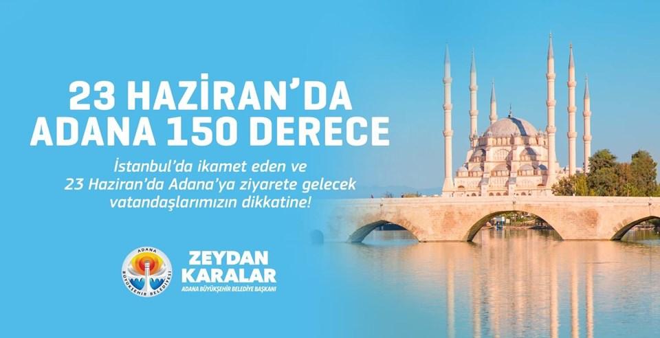 belediyelerden 23 haziran paylaşımları, tatile gelmeyin paylaşımları, 23 haziran mesajları, 23 haziran belediye paylaşımları