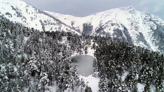 limni lake, trabzon, zigana mountain, zigana ski resort, limn lake bungalow