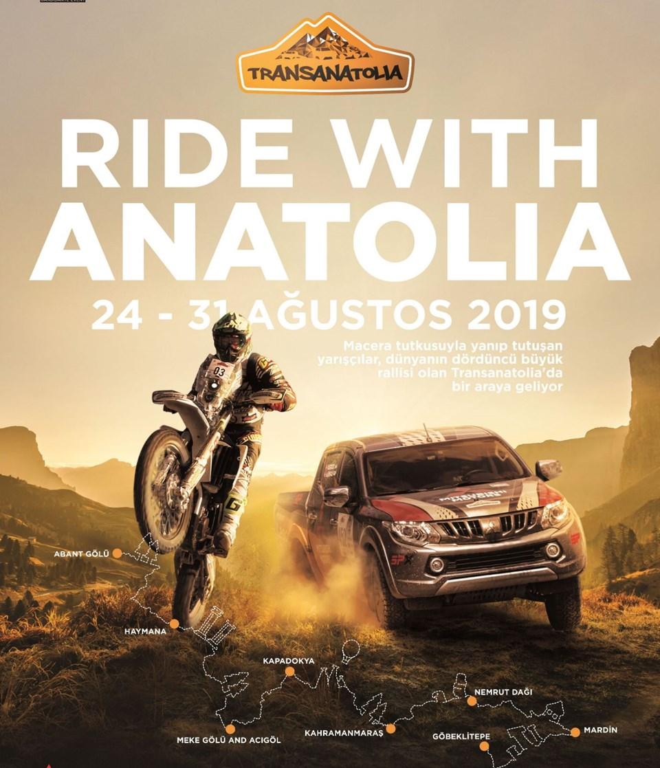 TransAnatolia Rally Raid, TransAnatolia