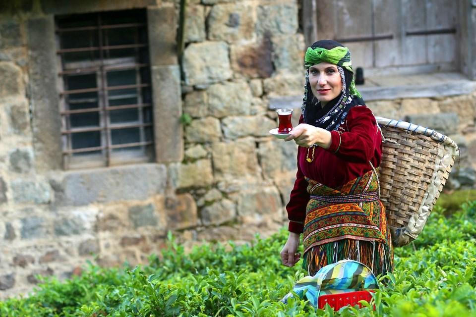 çay nasıl demlenir, en iyi çay nasıl yapılır, çay demlemek, gülhanım sarı delihasan