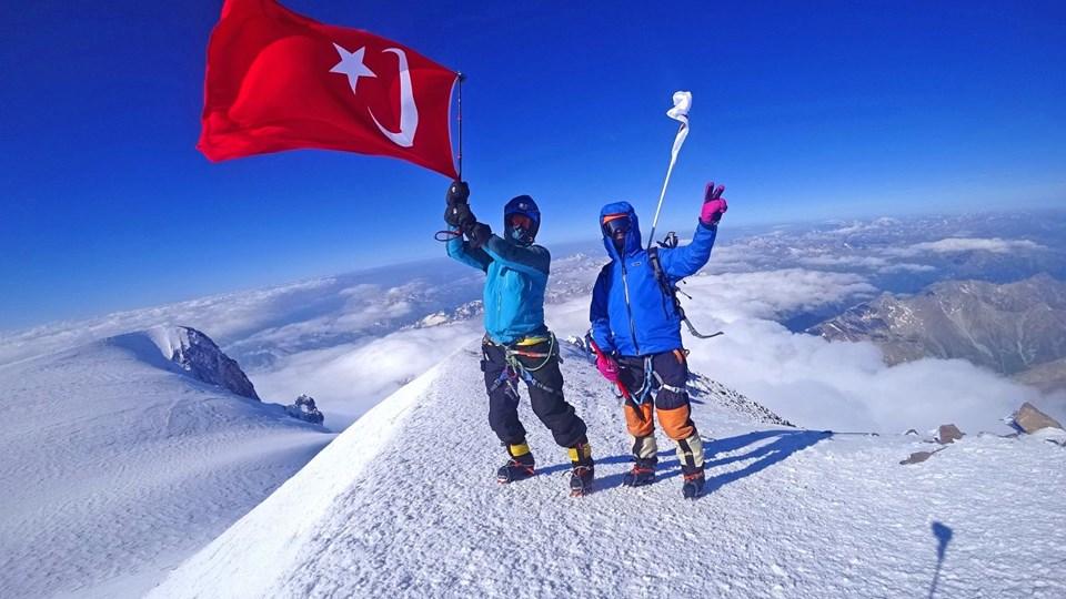 burak saral, dağcılık, elbrus dağı, 7 kıtanın en yüksek 7 zirvesi