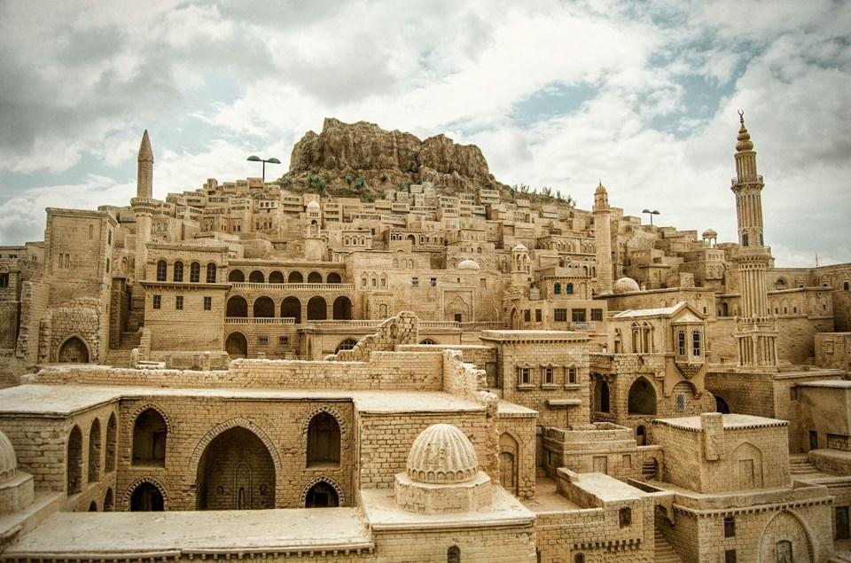 MEZOPOTAMYA'NIN İNCİSİ MARDİN