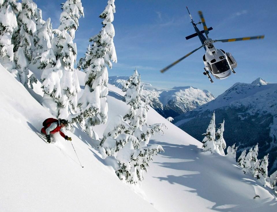 heliski nedir, kaçkarlar heliski, helikopterle kayak, heliski ücreti ne kadar, heliski ayder fiyat, ayder kayak heliski, türkiye heliski