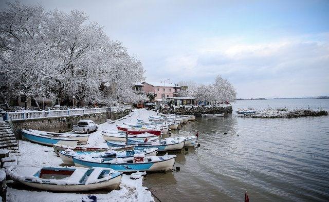 bursa, nilüfer, küçük venedik, gölyazı, gölyazı mahallesi, avrupa'nın en güzel kasabaları