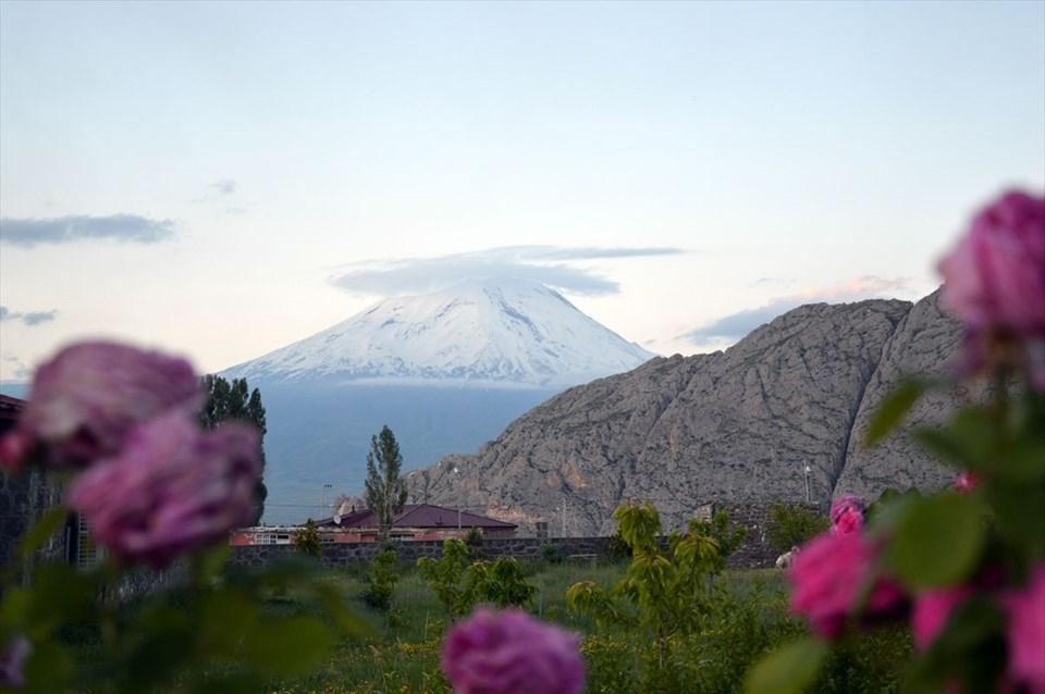 ağrı dağı, ağrı dağı nerede, türkiye'nin en yüksek dağı, türkiye'nin zirveleri