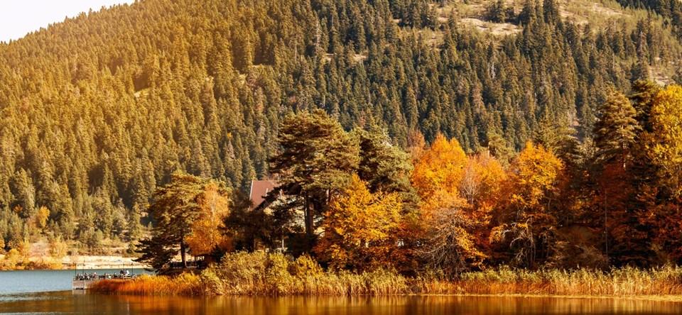 Sonbahar, sonbahar rotaları, sonbahar'da gezilecek yerler, sonbahar'da görülecek yerler Sonbahar için 10 rota önerisi, sonbahar tatili, yedigöller