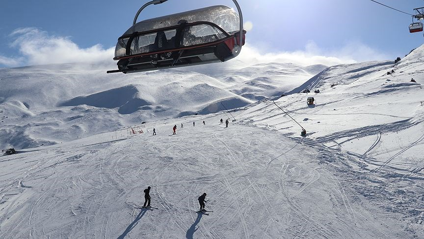 Turkiye Nin En Iyi Kayak Merkezleri 1 Ntv