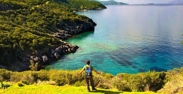 Antik Yollar : Türkiyenin en uzun antik yürüyüş rotası: karia yolu 1 ntv