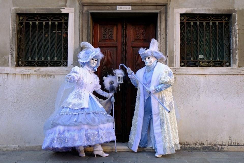 venedik karnavalı, venedik maske festivali