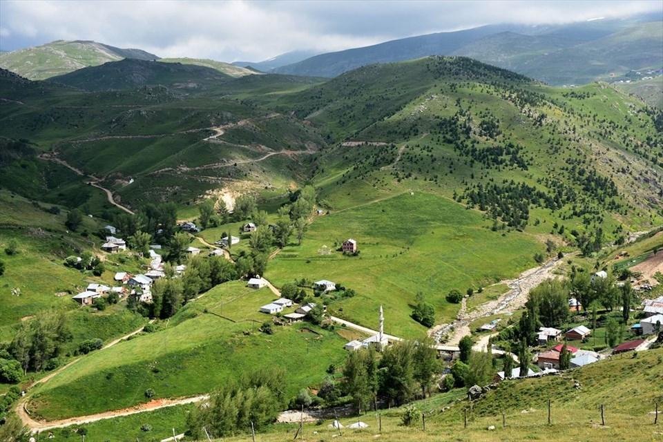 gümüşhane, gümüşhane gezilecek yerler, araköy, kürtün barajı, beytarla köyü