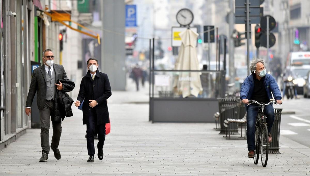 Milano'da kamusal alanlarda kısmi sigara yasağı