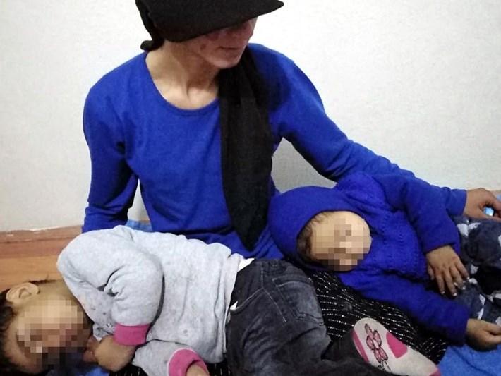 Ağrı'da vahşet: Eşi ve kızının yüzünü yaktı