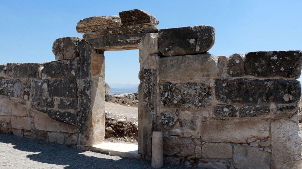 Kibyra'da ilk defa bazilikal planlı kilise bulundu - 7