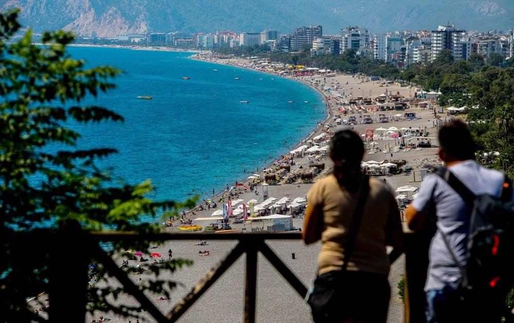 Okullar açıldı, sahiller boşaldı - 7