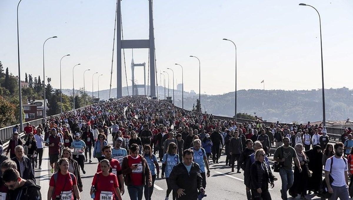 43. İstanbul Maratonu 7 Kasım'da yapılacak