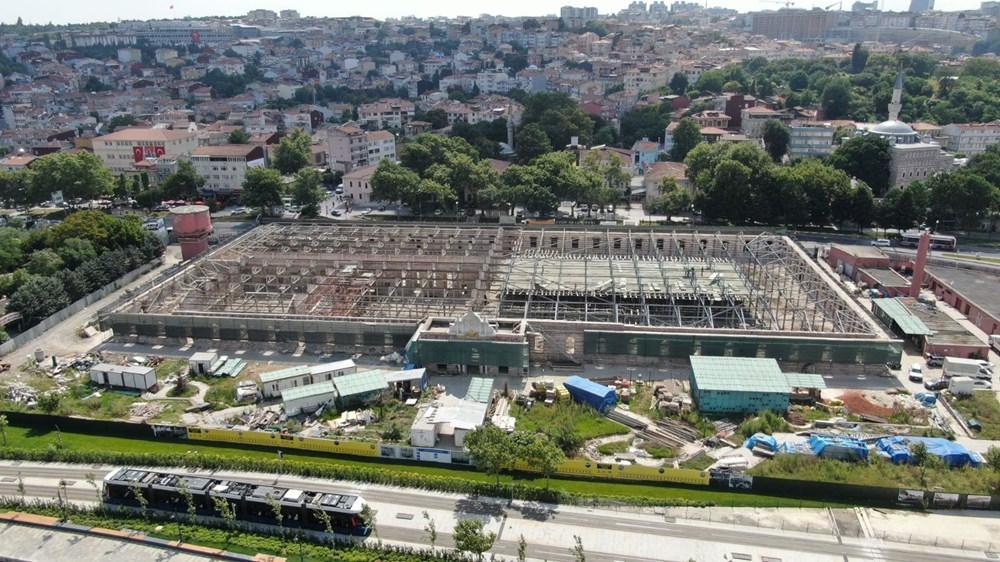 Müze olacak Feshane'nin restorasyonunun yüzde 60'ı tamamlandı - 9