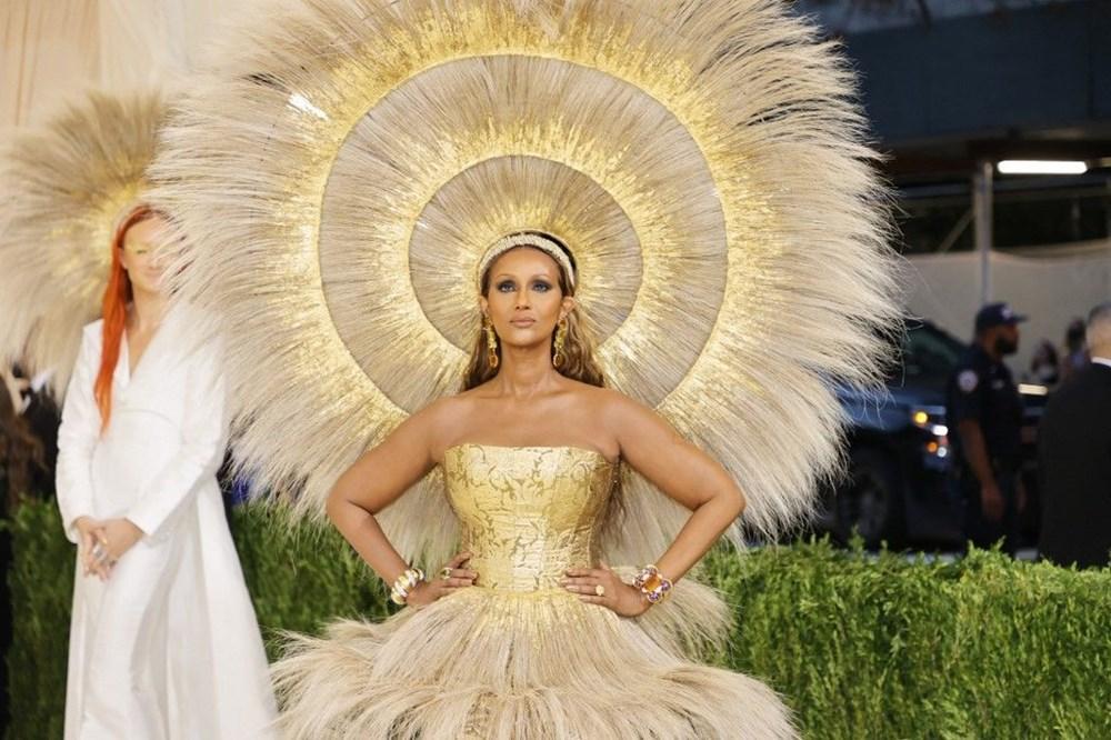 2021 MET Gala'nın en ilginç kıyafetleri - 34