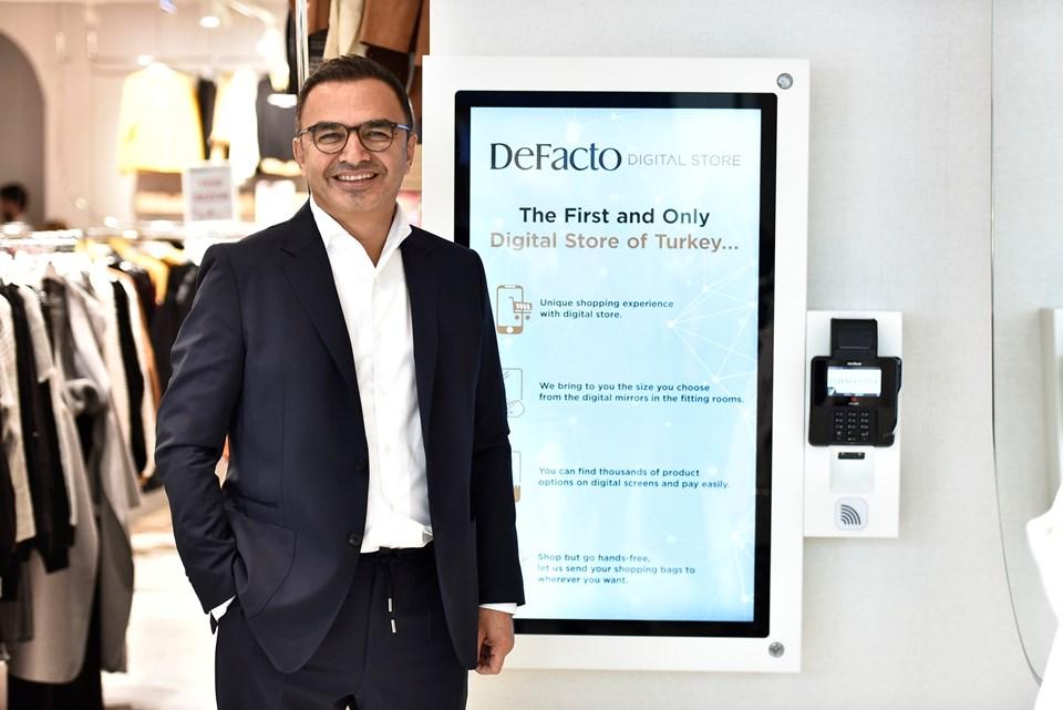DeFacto CEO'su İhsan Ateş