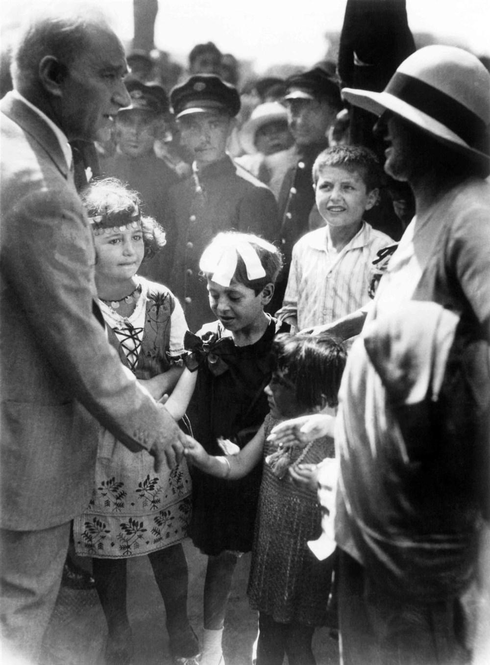 Mustafa Kemal Atatürk'ün ebediyete intikalinin 82. yılı (10 Kasım 1938) - 32