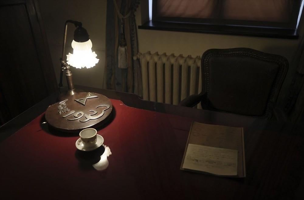Yakın tarihin tanığı Cumhuriyet Müzesi 40 yıldır tarihseverleri ağırlıyor - 34