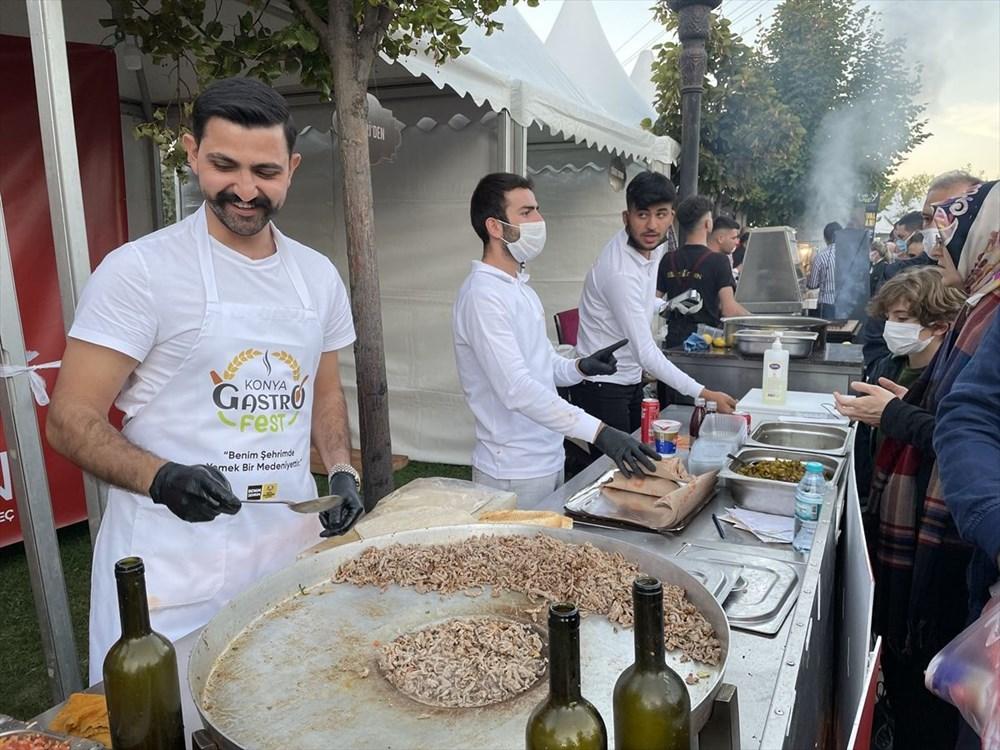 Konya GastroFest başladı - Magazin Haberleri | NTV