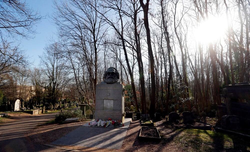 Karl Marx'ın mezarı turizme açılıyor: Anısına saygısızlıktartışması - 6