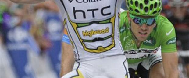 10. etap Cavendish'in