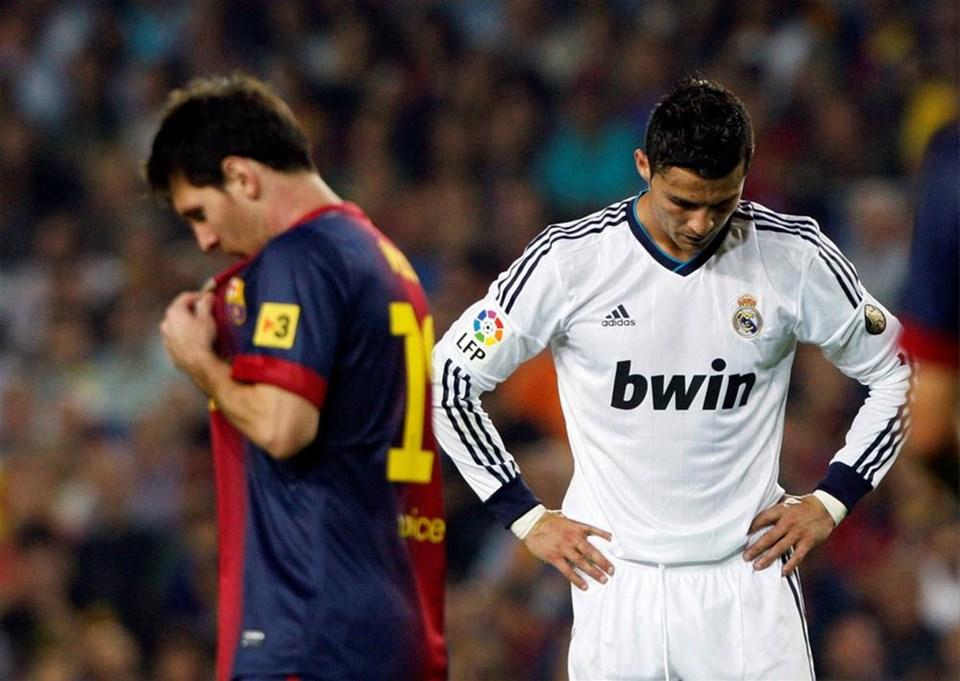 2 Ronaldo 2 Messi