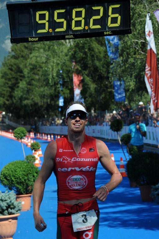234 kilometrelik zorlu yarış