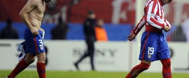 A.Madrid ucuz kurtuldu: 1-1