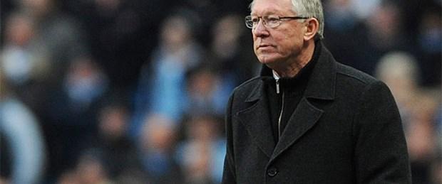 Alex Ferguson Manchester'ı bıraktı