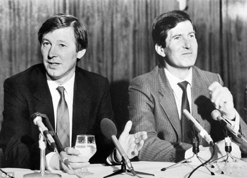 1986 - Ferguson 'Kırmızı Şeytanlar'ın başına geçiyor...