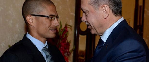 Alex'ten Erdoğan'a veda ziyareti