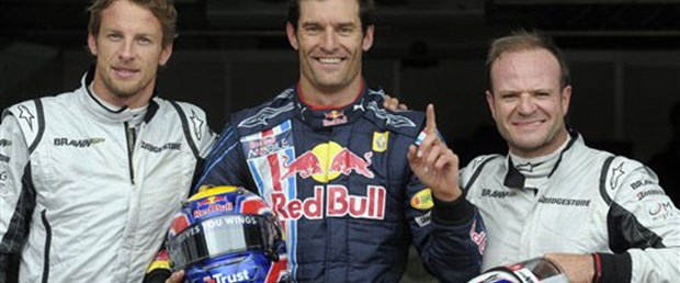 Almanya'da ilk cep Webber'in