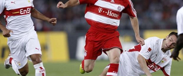 Almanya'nın en iyisi Ribery