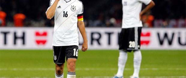 Almanya'ya büyük şok!
