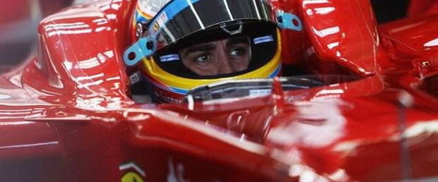 Alonso göz doldurdu