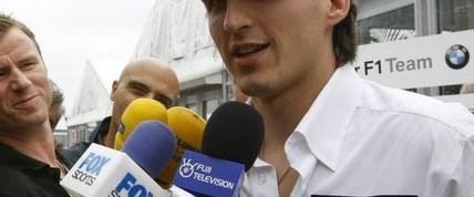 Alonso'nun yerine Kubica