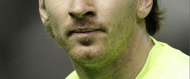 """Altın Top"" Messi'nin"