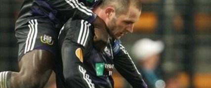 Anderlecht şampiyon