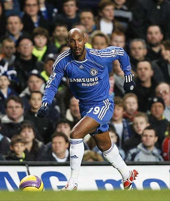 Anelka, Chelsea'de ilk maçına çıktı